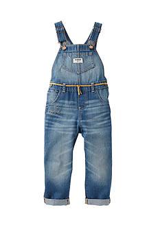 OshKosh B'gosh Toddler Girls Mayfly Denim Overalls