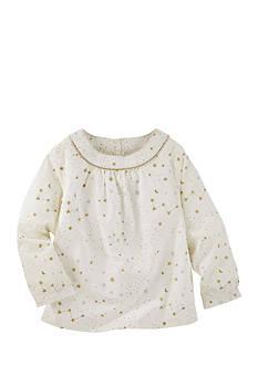 OshKosh B'gosh Sparkly Star Print Top Toddler Girls