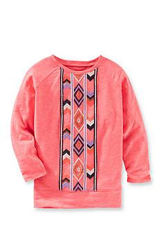 OshKosh B'gosh Puff-Print Tunic Toddler Girls