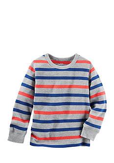 OshKosh B'gosh Long Sleeve Striped Thermal Top Toddler Boys