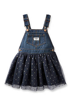 OshKosh B'gosh Sparkle Tulle Jumper Toddler Girls