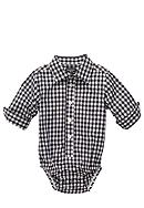 OshKosh B'gosh® Gingham Oxford Bodysuit