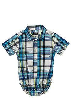 OshKosh B'gosh Plaid Bodysuit