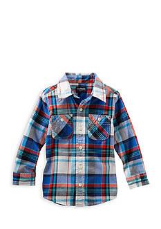 OshKosh B'gosh® Plaid Shirt