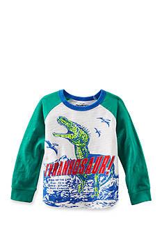 OshKosh B'gosh® Dino Raglan Tee