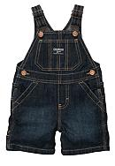 OshKosh B'gosh® Denim Shortall
