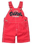 OshKosh B'gosh® Red Shortall Play Set