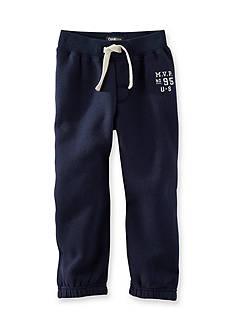 OshKosh B'gosh® Fleece Pants