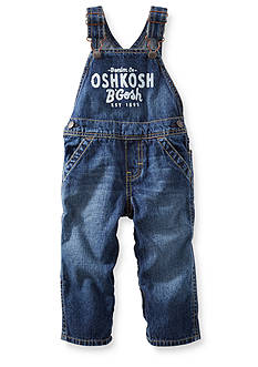 OshKosh B'gosh® Logo Overalls