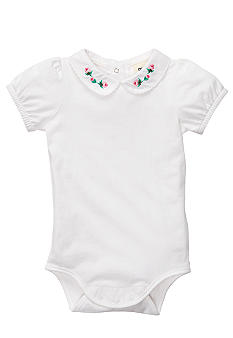 OshKosh B'gosh Embroidered Collar Bodysuit