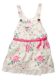 OshKosh B'gosh Floral Print Jumper Dress