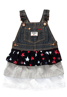 OshKosh B'gosh Denim Jumper Dress