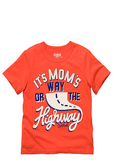 OshKosh B'gosh Its Moms Way or the Highway  Tee Toddler Boy