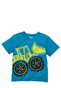 "OshKosh B'gosh ""I Dig It"" Bulldozer Tee Toddler Boys"