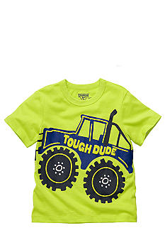 "OshKosh B'gosh ""Tough Dude"" Monster Truck Tee Toddler Boys"