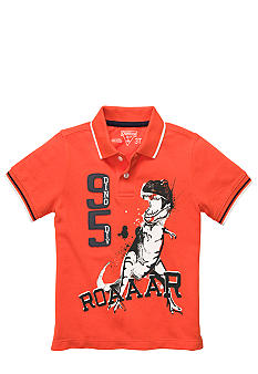 OshKosh B'gosh Dinosaur Polo Shirt Toddler Boy