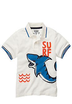 OshKosh B'gosh Shark Polo Toddler Boys