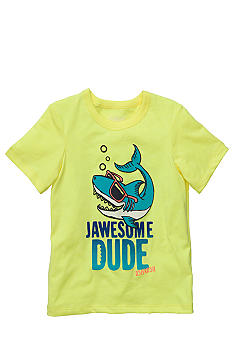 OshKosh B'gosh Yellow Shark Tee Toddler Boy