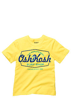 OshKosh B'gosh Crew Neck Logo Tee Toddler Boy