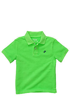 OshKosh B'gosh Palm Tree Polo Toddler Boy