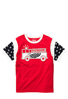 OshKosh B'gosh Firetruck Tee Toddler Boys
