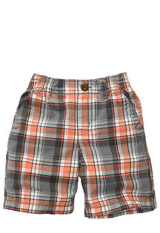 OshKosh B'gosh Plaid Oxford Short Toddler Boy