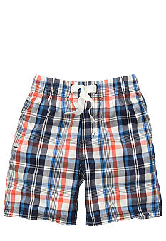 OshKosh B'gosh Plaid Poplin Short Toddler Boy