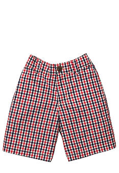 OshKosh B'gosh Plaid Short Toddler Boys