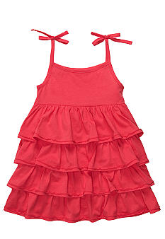 OshKosh B'gosh Calypso Coral Tank Dress Toddler Girl
