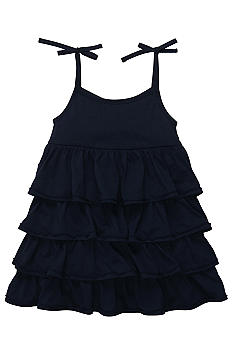 OshKosh B'gosh Classic Navy Tank Dress Toddler Girl