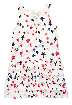 OshKosh B'gosh Star Print Dress Toddler Girls