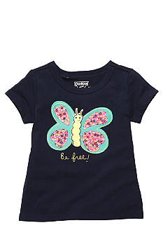 OshKosh B'gosh Butterfly Tee Toddler Girls