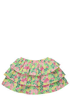 OshKosh B'gosh Floral Tiered Skort Toddler Girls
