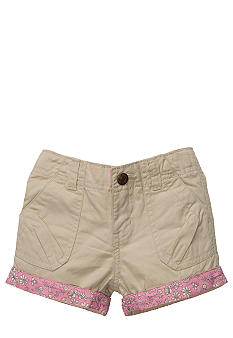 OshKosh B'gosh Khaki Shorts Toddler Girls