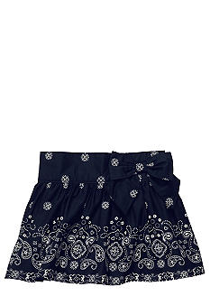 OshKosh B'gosh Bandana Print Skirt Toddler Girls