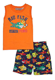 Big Fish Swim Set