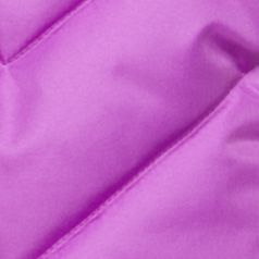 Toddler Girl Coats: Purple Pacific Trail Colorblock Puffer Jacket and Scarf Toddler Girls