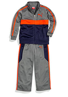 Puma Basic Colorblock Tricot Set Toddler Boys