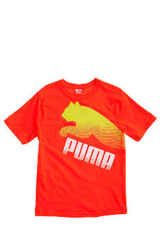 Puma Logo Tee Toddler Boys