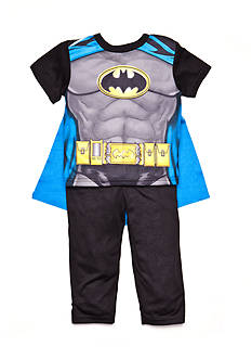 Batman™ 2-Piece Character Pajama Set Toddler Boys