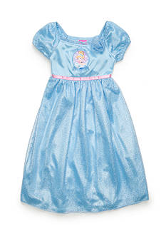 Disney Princess Cinderella Fantasy Night Gown Toddler Girls
