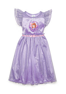 Disney Sofia Fantasy Night Gown Toddler Girls