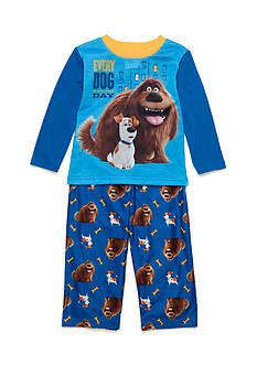 AME 2-Piece Secret Life of Pets Pajama Set Toddler Boys
