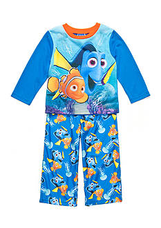 Disney Pixar 2-Piece Finding Nemo Pajama Set Toddler Boys