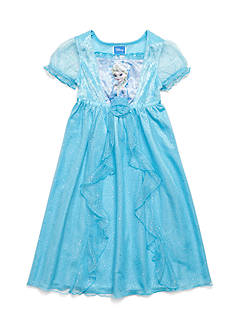 Disney Elsa Snow Nightgown Toddler Girls