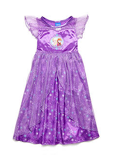 Disney Frozen Sisters Nightgown Toddler Girls