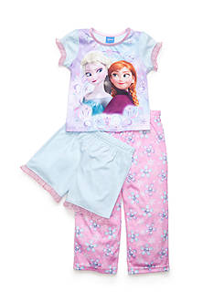 Disney 3-Piece Frozen Pajama Set Toddler Girls