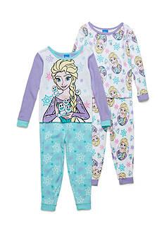 AME 4-Piece Frozen Pajama Set