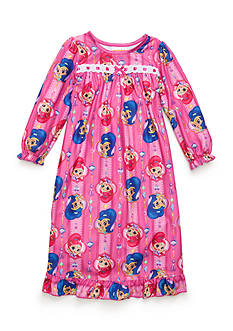 Nickelodeon™ Shimmer and Shine Pajama Gown Toddler Girls