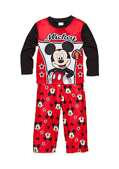 Disney 2-Piece 'Team Mickey' Pajama Set Toddler Boys